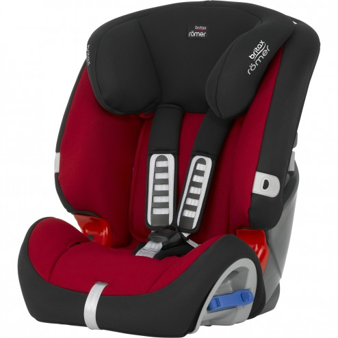 Britax Multi-Tech II 2016 - Flame Red
