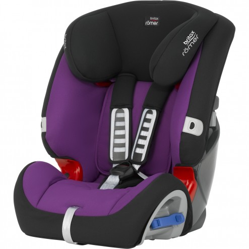 Britax Multi-Tech II 2016 - Mineral Purple