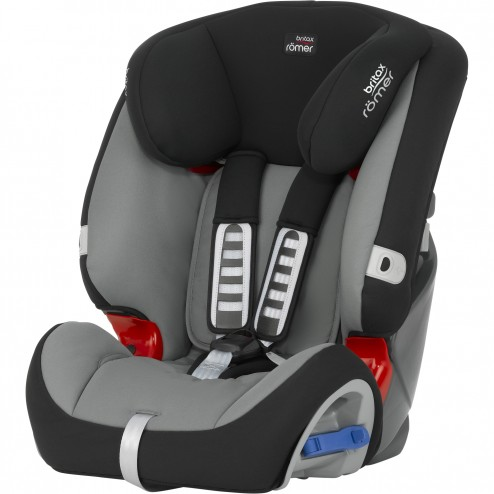 Britax Multi-Tech II 2016 - Steel Grey