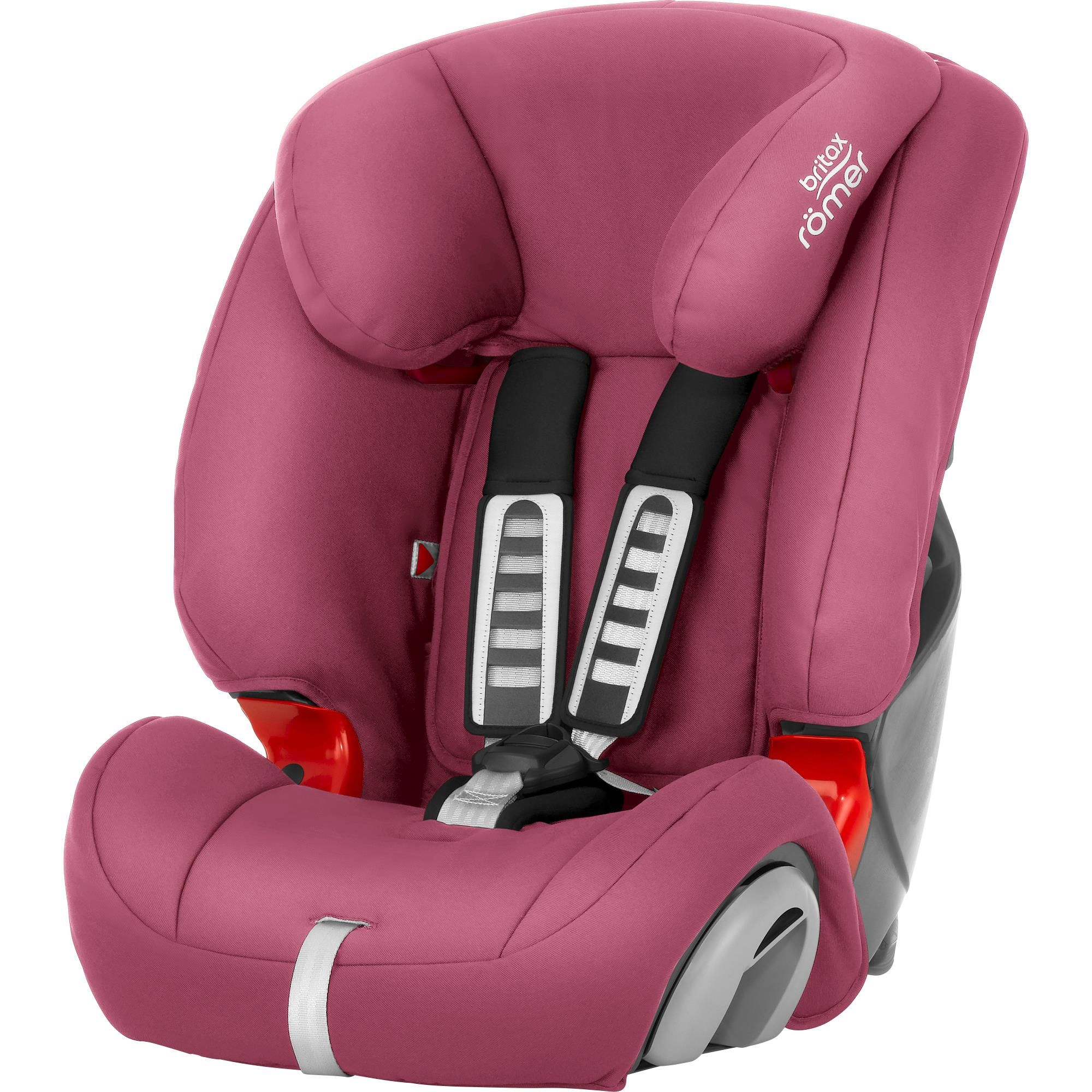 Britax Evolva 123 - Wine Rose
