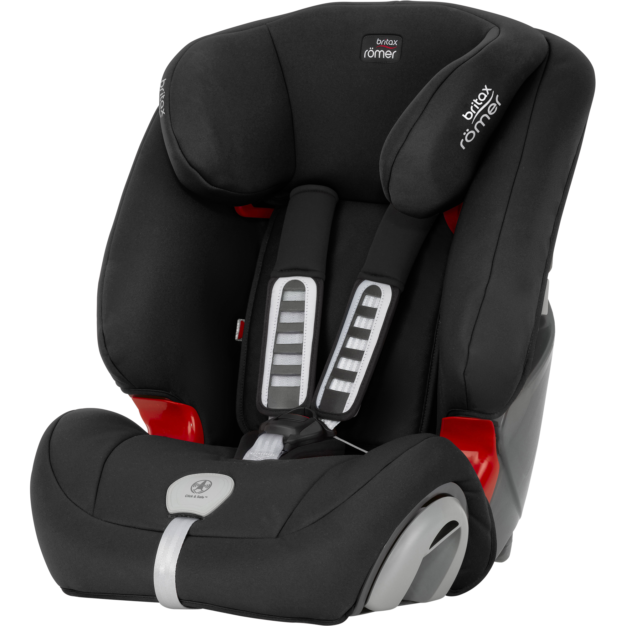 Britax Evolva 1-2-3 plus - Cosmos Black