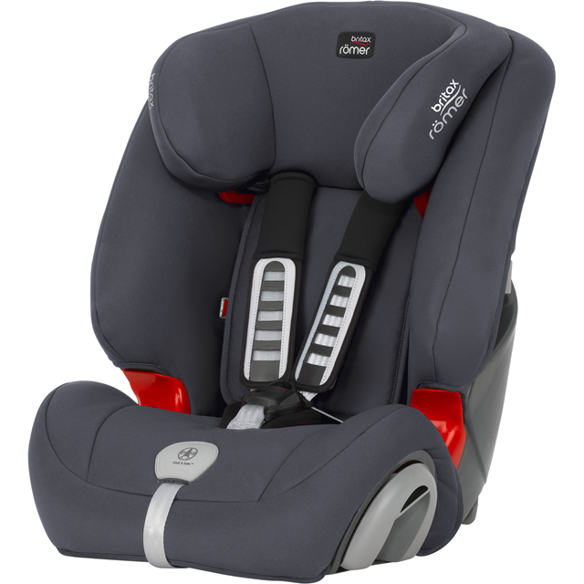 Britax Evolva 1-2-3 plus - Storm Grey