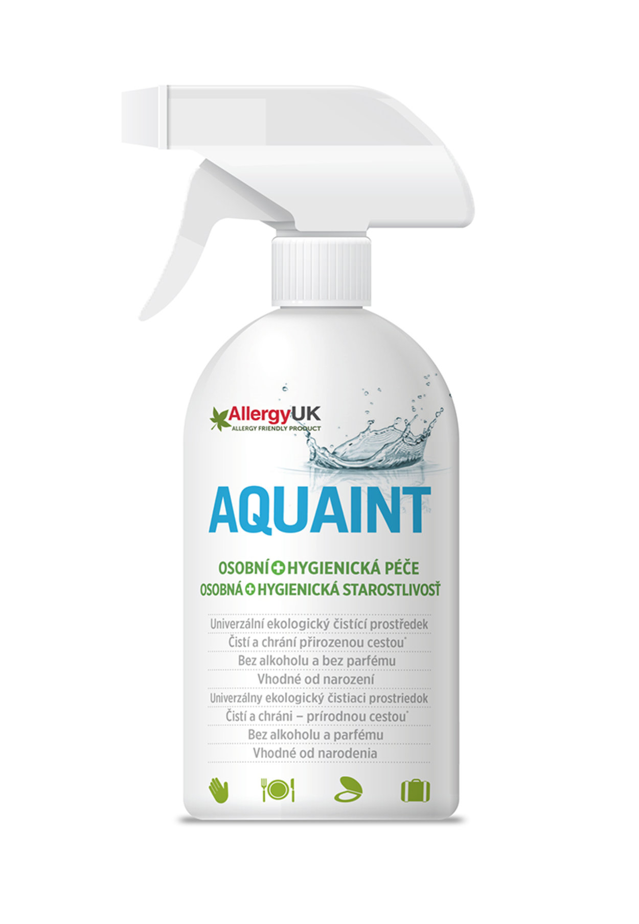 Aquaint Dezinfekcia NEW 500ml