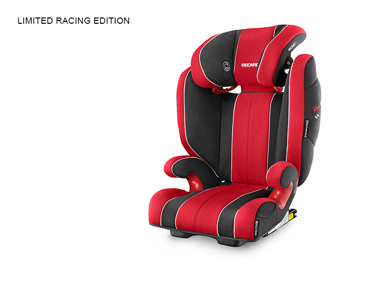 Recaro Monza Nova 2 Seatfix - Racing Edition