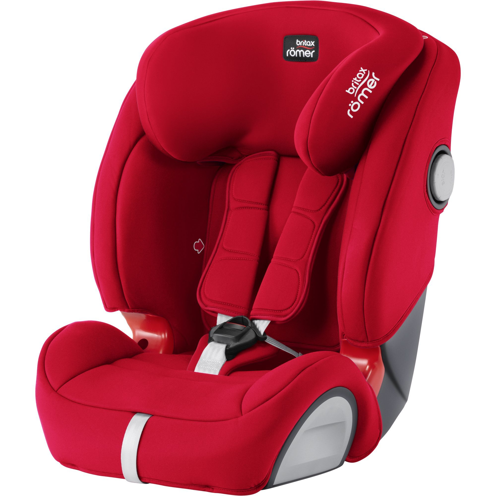 Britax Romer Evolva 123 SL SICT - Fire Red