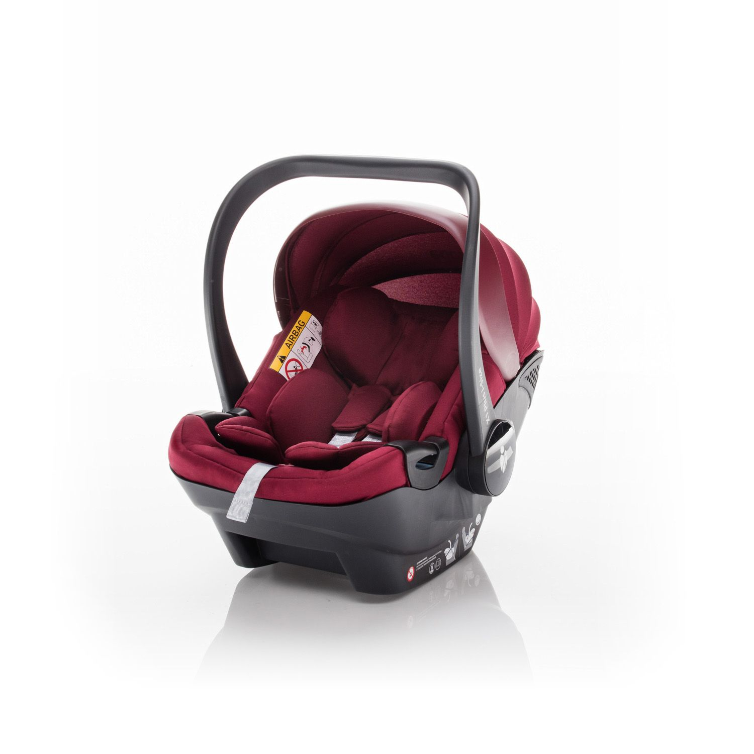 ZOPA X1 plus i-Size - autosedačka 0-13kg Bordó Red