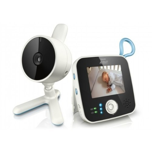 AVENT - DECT digitálny video monitor SCD610