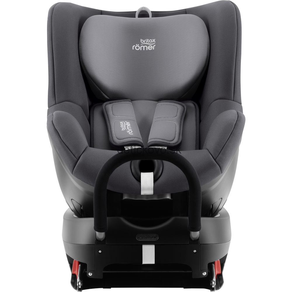 Britax Römer DualFix2 R - Moonlight Blue